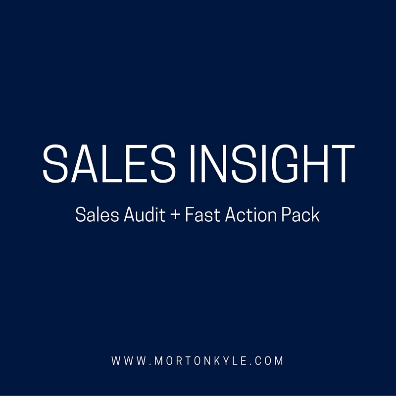 Sales Audits - Sales Insights - Sheffield